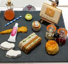 Surrealist Tea with Magritte biscuits at Sotheby's Cafe | Latest news | Gastroblog