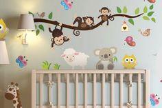 Décorez la chambre de votre enfant avec Tenstickers !