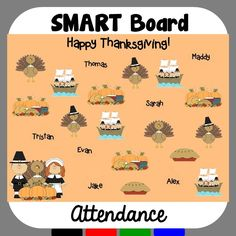 Thanksgiving Attendance