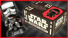 The Toy Bunker presents the Star Wars Smugglers Bounty Funko Surprise Box. We were so excited when we heard that Funko was going to do a subscription box for Star Wars we knew we HAD to get it! You all know we are HUGE Star Wars fans considering we play the finding R2D2 game in almost every video!  This box has all kinds of fun surprises from Funko including a star wars shirt 2 star wars bobble heads a star wars patch a star wars pin and a star wars lanyard.  Don't forget we are still…