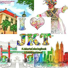 Menyambut #ultahjakarta ke 489 #JakartaColoringBook from @penerbitharu @ColoringBookID #kotatua #betawi #jakarta #jakartaindonesia #indonesia #jkt #ilovejakarta #museumfatahillah #museumfatahilah #exploringjakarta #adultcoloringbook #coloringbook #bukumewarnai #mewarnai #drawing #sketsa #sketch #doodles #doodle #doodling #hobby #arts #masbambi #masbe #mas_be #bambibambanggunawan #karyamasbambi #klikbatavia #ahok