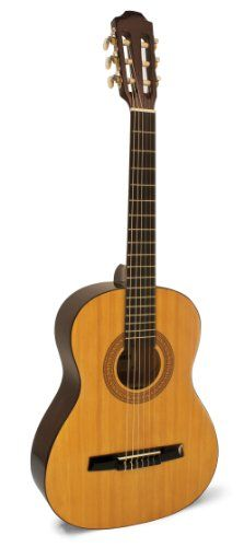 Hohner Hc03 3/4-Size Classical Acoustic Guitar, 2015 Amazon Top Rated Guitars & Strings #MusicalInstruments