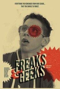 Freaks and Geeks (1ª Temporada) - Poster / Capa / Cartaz - Oficial 1