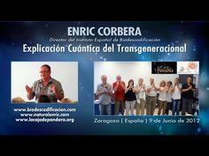 Enric Corbera Explicación cuántica del transgeneracional - El Duelo - YouTube