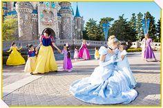 2014年1月14日(火)~3月20日(木)「ディズニー・プリンセス~ようこそ、リトルプリンセス~」