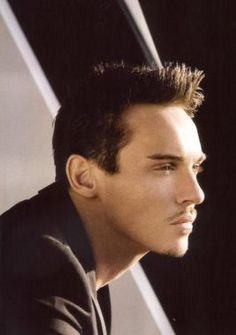 Jonathan Rhys Meyers----Maybe he would be the best Christian Grey???