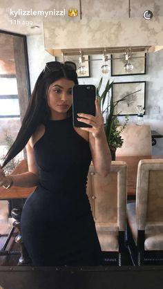 Kylie snap chat