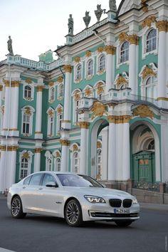 2013 BMW 7 Series