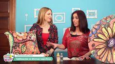 Expohobby TV - Astrid Gassman - Decoración Retro - Sublimación