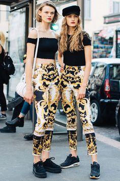 best friend matching outfits