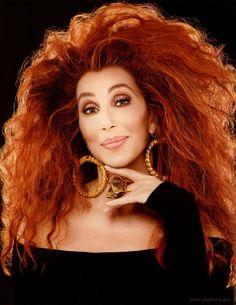 Cher - Las Vegas 2008 photoshoot.