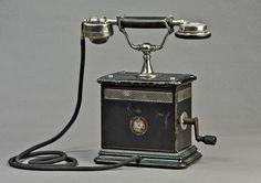 Desktop telephone MB-25, 1927-1929