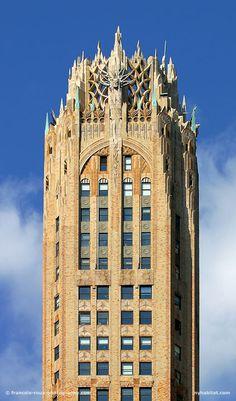 """Original Midtown East General Electric Building - Manhattan, New York"" by New York Habitat on Flickr"