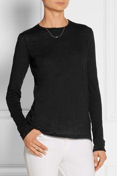 Proenza Schouler | Slub cotton-jersey top