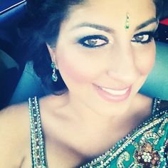 #indian #fashion #makeup #eyes