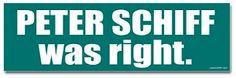 Peter Schiff Was Right - 'Taper' Edition