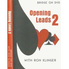 Opening Leads 2 - http://www.bridgeshop.com.au/software-games/bridge-dvds/opening-leads-2-dvd.html