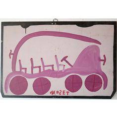 Gyp Bus by Mose Tolliver at yarddog.com - Yard Dog Art