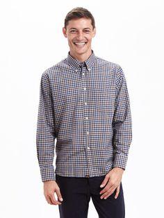 Billy Reid Tuscumbia Plaid Shirt