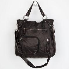 68c28e1da76 T-SHIRT   JEANS Front Pocket Tote Bag 194408100   Totes   Messenger Bags  Tassel