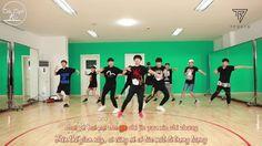 """[TTK][Vietsub-Kara][100816] TFBOYS luyện tập vũ đạo """"Chính là em"""""""