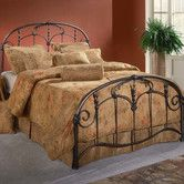Found it at Wayfair - Jacqueline Panel Bed