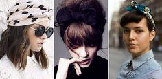 Fascia per capelli: ecco tutti gli stili e i modi di portarla! : Album photo - alfemminile