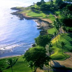 The Teeth of the Dog golf course at Casa de Campo in La Romana, Dominican Republic, offers guests the best in golf and has been ranked  the number one course in the Caribbean. Lou went many years ago, now it's on my list!!