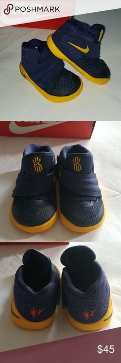 Kyrie 2 NIKE GOAT NEW IN BOX 3C Kyrie Irving New in box!! Nike Shoes Sneakers