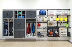 83 best Great Garage Storage | Organized Living images on Pinterest ...