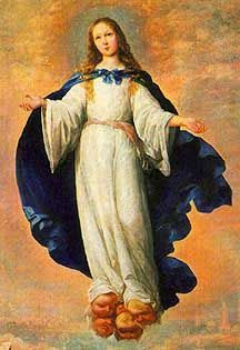 Prayer to the Immaculate Conception Novena