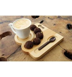 Bandeja Coffee Shop Interior Design, Coffee Shop Design, Cafe Design, Coffee Tray, Coffee Corner, Coffee Cafe, Deco Restaurant, Restaurant Design, Cafe Shop