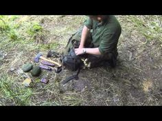 How To Pack A Bushcraft Camping Outfit by PAUL KIRTLEY