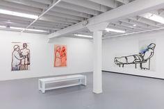"Ida Applebroog ""Mercy Hospital"" at Institute of Contemporary Art, Miami (ICA). July 8 –October 30, 2016. Photo: Fredrik Nilsen Studio"