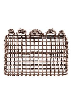 What's In: See-through clutches