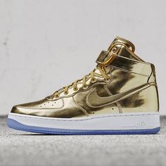 8cb31b81827 Golden options will be available for the Air Force 1 in three different  forms. Check
