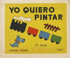 Yo quiero pintar de Tono (Antonio de Lara Gavilán) - Madrid: Saturnino Calleja, [s.a.]