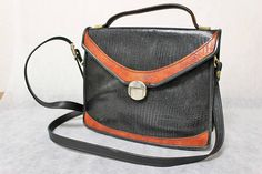 Check out this item in my Etsy shop https://www.etsy.com/listing/570299330/vintage-d-brev-alligator-handbag-bags