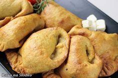 Easy Dinner Recipes, Feta, Favorite Recipes, Bread, Cooking, Pierogi, Appetisers, Recipes, Cook