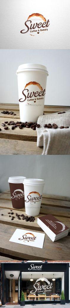 #coffee #cafe #bakery #design #sale #logostore #stocklogos #logopond #behance #brand #identity #brandidentity #graphic #graphicdesign #designer