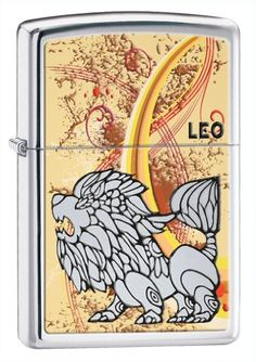 Zippo Zodiac Leo High Polish Chrome Lighter >>> You can get more details by clicking on the image.(This is an Amazon affiliate link and I receive a commission for the sales)