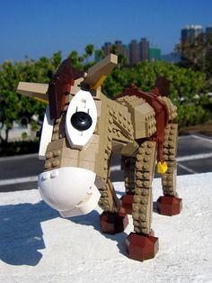 lego Toy Story Bullseye