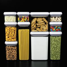 You'll love the 13 Oz. Triple Canister Smart Space Dry Food Dispenser at Wayfair - Great Deals on all Furniture products with Free Shipping on most stuff, even the big stuff.