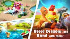 Tải game nuôi rồng Dragon Mania offline cho Android 3