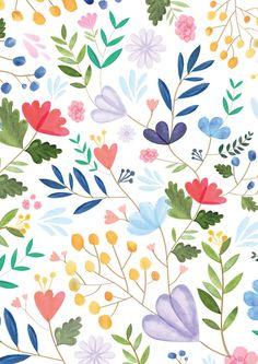 Woodlow Art Print http://society6.com/luellatoots/a-very-hungry-garden-creeper_print#1=45
