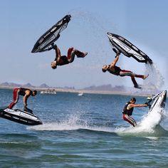 Fancy - Rickter Freestyle Jet-Ski