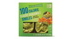 Little Salad Bar 100 Calorie Classic or Spicy Guacamole Snack Packs
