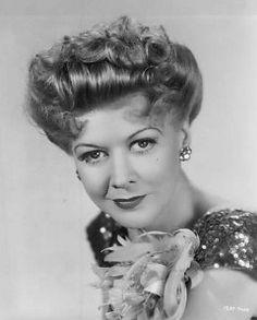 Gladys George (1900 - 1954) - Overdose-Oscar nominated actress