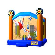 e7c421347f How To Buy Low-price And Best Planes Bouncy House  Our Provide Commercial  Bounce House