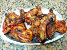 Cooking With A Passion: Murgh (Chicken) Angara